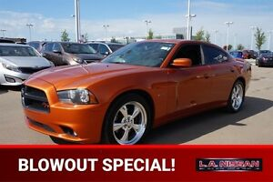 2011 Dodge Charger R/T Navigation (GPS),  Leather,  Heated Seats
