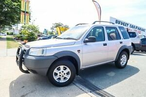 2001 Land Rover Freelander 01MY SE Td4 Gold 5 Speed Sports Automatic Wagon