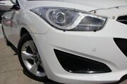 2013 Hyundai i40 VF2 Active Tourer White 6 Speed Sports Automatic Wagon Kippa-ring Redcliffe Area Preview