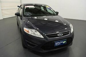 2013 Ford Mondeo MC LX Tdci Midnight Sky 6 Speed Direct Shift Hatchback Moorabbin Kingston Area Preview
