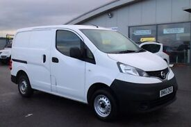 NISSAN NV200 1.5 SE DCI 1d 89 BHP *NICE CLEAN WELL CARED FOR VA (white) 2013