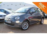 2016 66 FIAT 500 1.2 POP STAR 3D 69 BHP - RAC DEALER