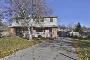 3 Bedroom home for lease in Bramton