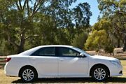 2015 Toyota Aurion GSV50R AT-X White 6 Speed Sports Automatic Sedan St Marys Mitcham Area Preview
