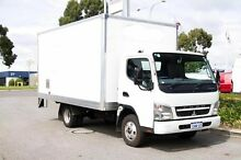 2010 Mitsubishi Canter  White Welshpool Canning Area Preview