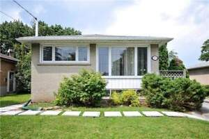 3 Br Det Bungalow, 50 X 110 Lot, Fully Fin Bsmnt 2 Br / Kitchen