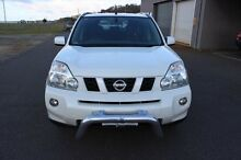 2008 Nissan X-Trail T31 TS White 6 Speed Manual Wagon Burnie Burnie Area Preview