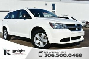 2013 Dodge Journey Canada Value Pkg | Keyless Go | Power Windows