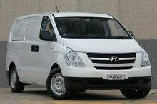 2014 Hyundai iLOAD TQ MY14 White 5 Speed Automatic Van Arncliffe Rockdale Area Preview