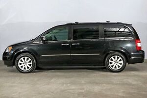 2010 Chrysler Grand Voyager RT 5th Gen MY10 Limited Black 6 Speed Automatic Wagon Alexandria Inner Sydney Preview