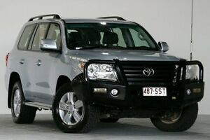2012 Toyota Landcruiser VDJ200R Altitude SE Blue 6 Speed Automatic Wagon Coopers Plains Brisbane South West Preview