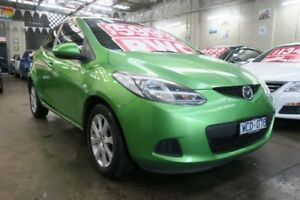 2007 Mazda 2 DY MY05 Upgrade Neo 5 Speed Manual Hatchback Mordialloc Kingston Area Preview