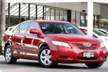 2007 Toyota Camry ACV40R Altise Wildfire 5 Speed Automatic Sedan Christies Beach Morphett Vale Area Preview