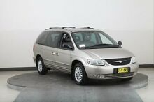 2004 Chrysler Grand Voyager RG 05 Upgrade Limited Gold 4 Speed Automatic Wagon Smithfield Parramatta Area Preview