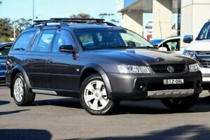 2006 Holden Adventra VZ MY06 SX6 Grey 5 Speed Automatic Wagon Kirrawee Sutherland Area Preview