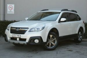 2014 Subaru Outback B6A MY15 2.5i CVT AWD White 6 Speed Constant Variable Wagon Maitland Maitland Area Preview
