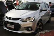 2016 Holden Barina TM MY17 LT Silver 6 Speed Automatic Hatchback Seaford Frankston Area Preview