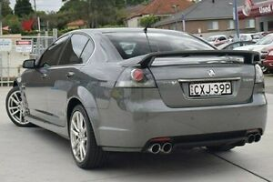 2012 Holden Commodore VE II MY12.5 SS V Z Series Grey 6 Speed Manual Sedan Thornleigh Hornsby Area Preview