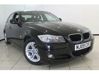 2009 09 BMW 3 SERIES 2.0 318I ES 4DR AUTOMATIC 141 BHP