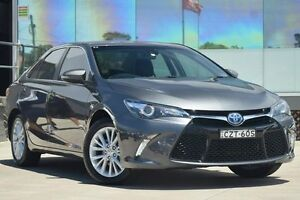 2015 Toyota Camry ASV50R MY15 Atara SL Graphite 6 Speed Automatic Sedan Old Guildford Fairfield Area Preview