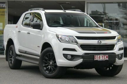2018 Holden Colorado RG MY18 Z71 Pickup Crew Cab Summit White 6 Speed Sports Automatic Utility Woolloongabba Brisbane South West Preview
