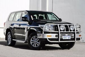 2012 Toyota Landcruiser VDJ200R MY12 GXL Black 6 Speed Sports Automatic Wagon East Rockingham Rockingham Area Preview
