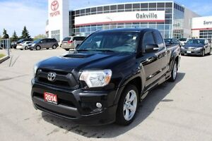 2014 Toyota Tacoma X-Runner w/NAVIGATION & BACKUP CAMERA