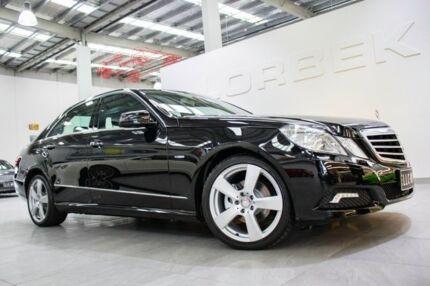 2010 Mercedes-Benz E220 212 CDI Avantgarde 5 Speed Automatic Sedan Port Melbourne Port Phillip Preview