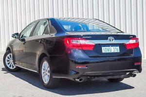 2012 Toyota Aurion GSV50R AT-X Black 6 Speed Automatic Sedan