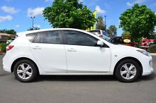 2012 Mazda 3 BL10F2 Neo White 6 Speed Manual Hatchback Moorooka Brisbane South West Preview