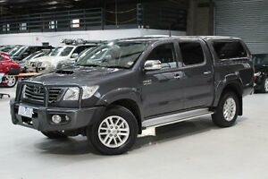 2013 Toyota Hilux SR5 Grey Automatic Utility Knoxfield Knox Area Preview