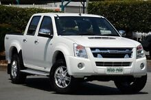 2011 Isuzu D-MAX MY11 LS High Ride Alpine White 4 Speed Automatic Utility Acacia Ridge Brisbane South West Preview