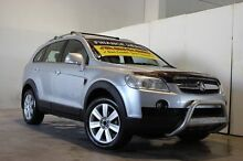 2007 Holden Captiva CG LX (4x4) Silver 5 Speed Automatic Wagon Underwood Logan Area Preview