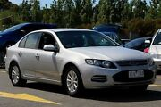 2012 Ford Falcon FG MkII XT EcoLPi Silver 6 Speed Sports Automatic Sedan Ringwood East Maroondah Area Preview
