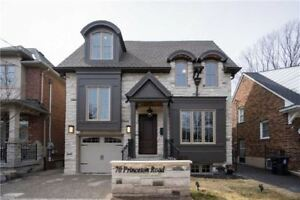 New Rebuild 4+1 Bedrooms With A Large 2nd Floor Library/Loft,