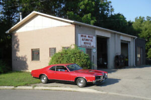 Classic, Hot Rod and Muscle Car Mechanical Restorations