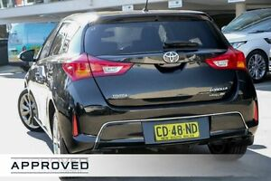 2015 Toyota Corolla ZRE182R Levin S-CVT ZR Ink 7 Speed Constant Variable Hatchback