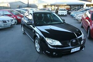 2006 Subaru Impreza MY06 2.0R (AWD) Black 5 Speed Manual Hatchback Mitchell Gungahlin Area Preview