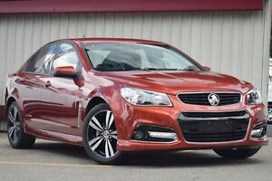 2015 Holden Commodore VF MY15 SV6 Storm Bronze 6 Speed Automatic Sedan Homebush Strathfield Area Preview
