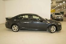 2011 Ford Falcon FG XR6 Turbo Grey 6 Speed Sports Automatic Sedan Edgewater Joondalup Area Preview