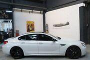 2013 BMW M6 F06M Gran Coupe M-DCT White 7 Speed Sports Automatic Dual Clutch Sedan Port Melbourne Port Phillip Preview