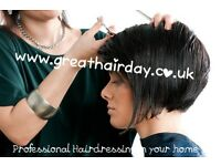 Mobile Hairdresser in Oswestry ** Special Offer FULL HEAD FOILS or Ombré , CUT AND BLOW DRY NOW £45!