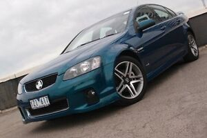 2011 Holden Commodore VE II SV6 Blue 6 Speed Sports Automatic Sedan South Melbourne Port Phillip Preview