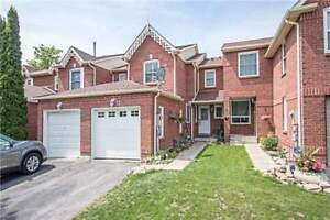 Perfect 3 Bdrm Town Home Has A Fully Finished Basement *AJAX*