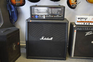 Studio 7 S760 All-Tube Amp Head/Marshall Cabinet Combo*