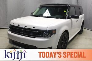 2016 Ford Flex AWD SEL Navigation (GPS),  Leather,  Heated Seats