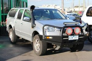 2009 Great Wall V240 K2 Super Luxury Silver 5 Speed Manual Utility Heatherton Kingston Area Preview