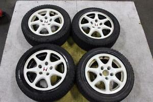 JDM CIVIC TYPE-R WHEELS