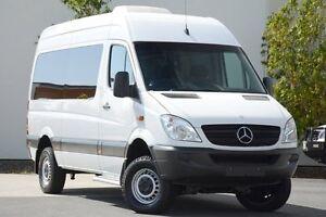 2011 Mercedes-Benz Sprinter NCV3 Transfer White 5 Speed Automatic Bus Robina Gold Coast South Preview