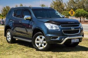 2014 Holden Colorado 7 RG MY14 LTZ Blue 6 Speed Sports Automatic Wagon Mindarie Wanneroo Area Preview